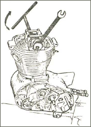 English nsu supermax engine repair manual